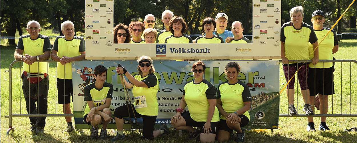 eventi nordic walking