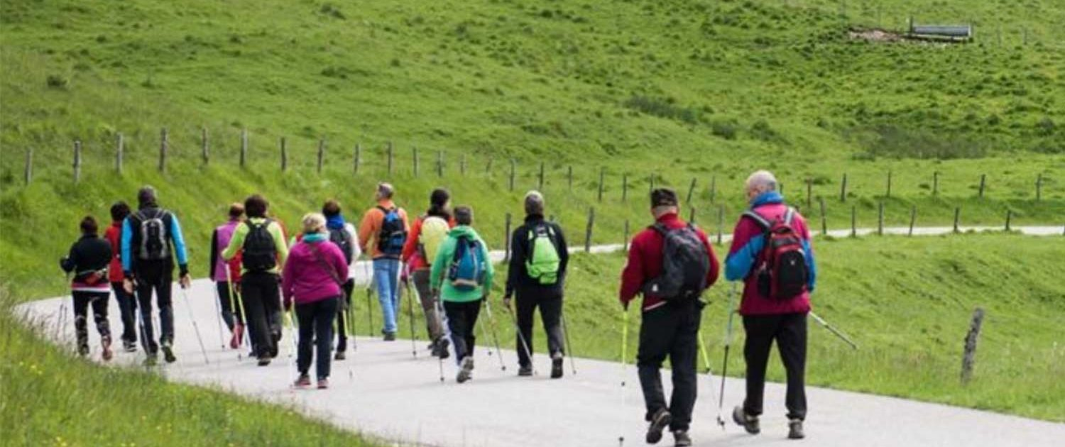 camminate nordic walking